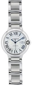 Cartier Cartier Ballon Bleu Stainless Steel Large Size Stainless Steel