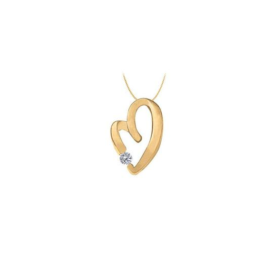 Preload https://img-static.tradesy.com/item/23775073/white-april-birthstone-cz-heart-pendant-in-sterling-silver-with-yellow-gold-necklace-0-0-540-540.jpg