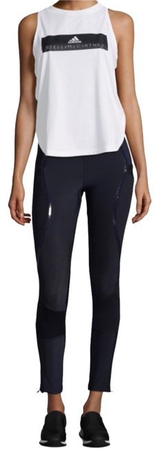 adidas By Stella McCartney Legend Blue 0400095443399- Running Knit Tight Activewear Bottoms Size 12 (L, 32, 33) adidas By Stella McCartney Legend Blue 0400095443399- Running Knit Tight Activewear Bottoms Size 12 (L, 32, 33) Image 1