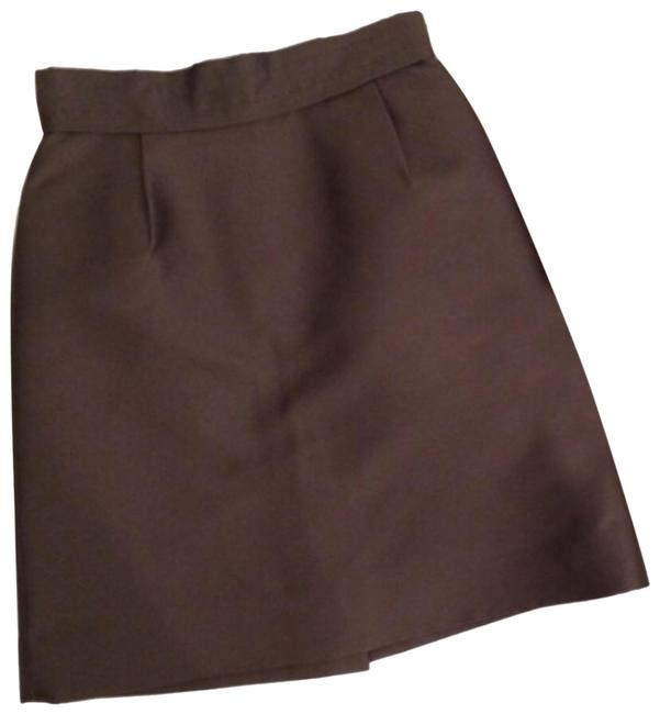Item - Brown Like New- Runway Collection Skirt Size 6 (S, 28)