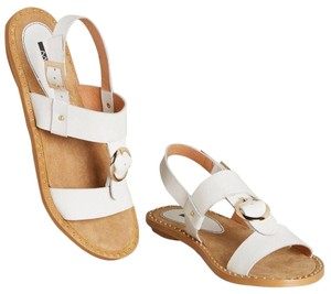 c5883e318aff White Anthropologie Sandals - Up to 90% off at Tradesy
