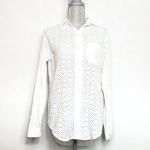 Current/Elliott Button Down Shirt White
