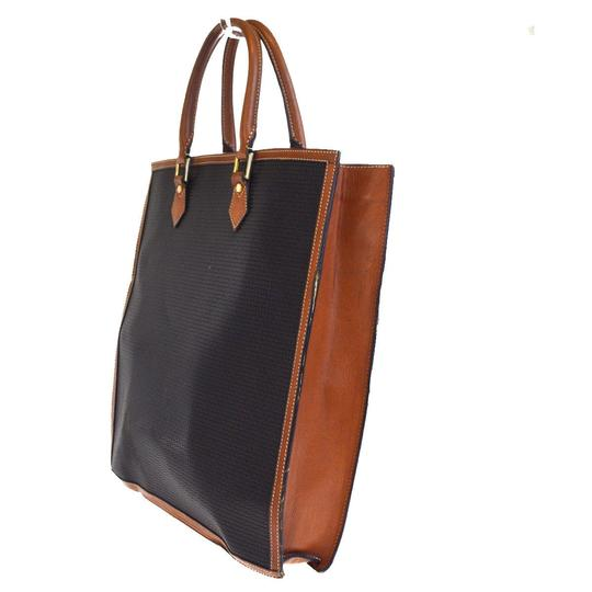 Bally Made In Italy Tote in Brown Image 3