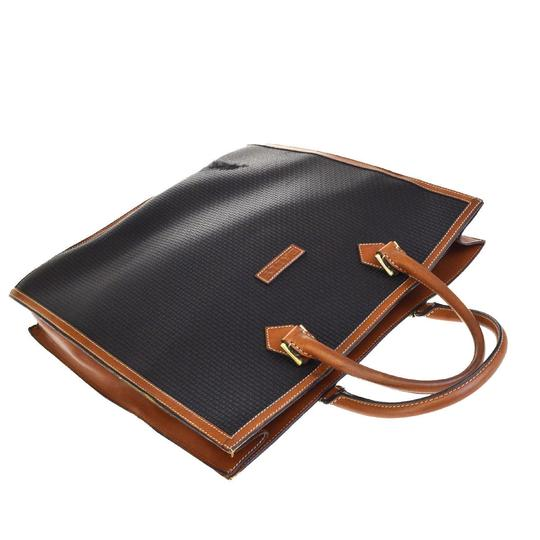 Bally Made In Italy Tote in Brown Image 4