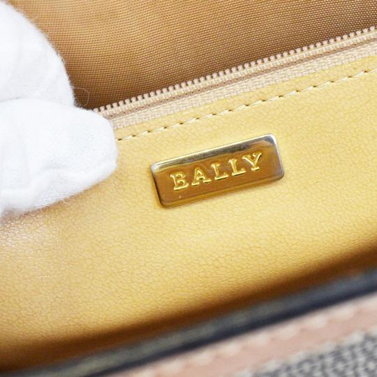 Bally Made In Italy Tote in Brown Image 9