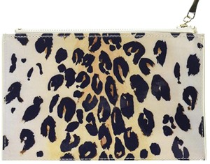Kate Spade New With Tags leopard Clutch
