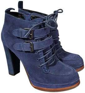 Dolce Vita Suede blue Boots