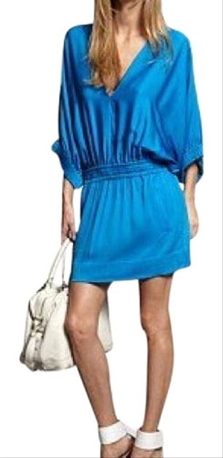 Preload https://img-static.tradesy.com/item/23776237/diane-von-furstenberg-turquoise-keiko-kimono-short-night-out-dress-size-6-s-0-1-650-650.jpg