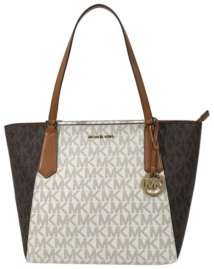 Preload https://img-static.tradesy.com/item/23776275/michael-kors-kimberly-large-bonded-multicolor-coated-canvas-tote-0-1-540-540.jpg