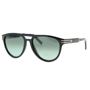 Montblanc New 2018 MB-699 01A Barberini Tempered Glass Men Aviator Sunglasses