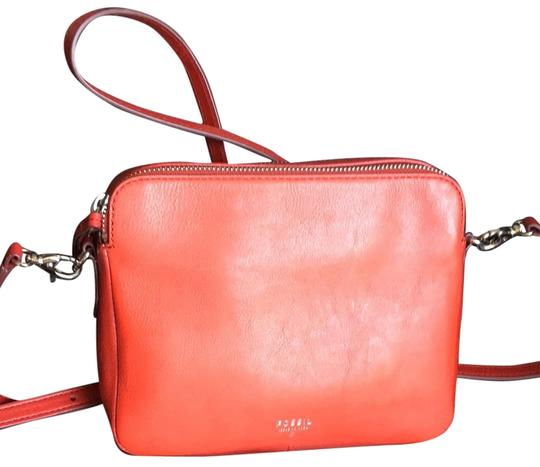 Preload https://img-static.tradesy.com/item/23776600/fossil-red-leather-cross-body-bag-0-1-540-540.jpg