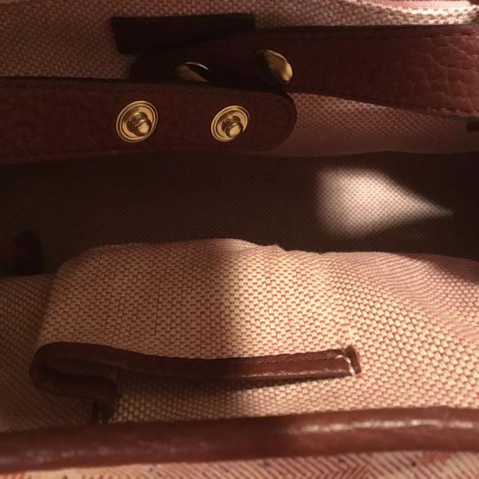 Dooney & Bourke Satchel in Maroon Image 7