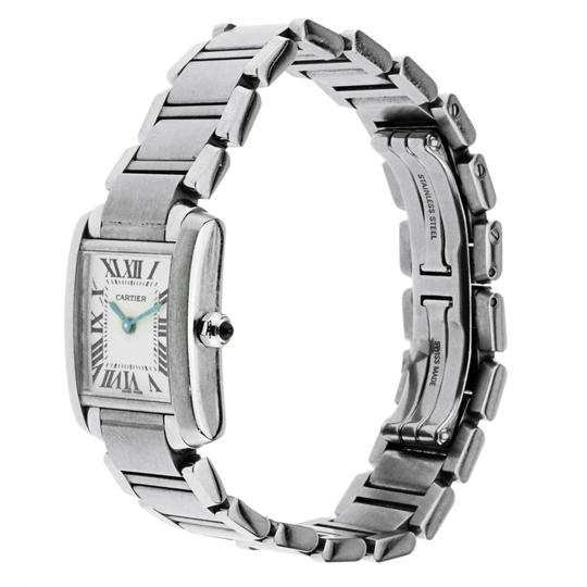 Cartier Cartier Tank Francaise Stainless steel W51008Q3 Image 1