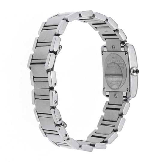 Cartier Cartier Tank Francaise Stainless steel W51008Q3 Image 2