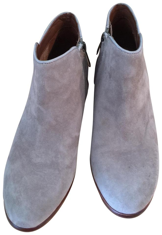 3ef0e339adebee Sam Edelman Putty Suede  petty Chelsea Boots Booties Size US 7.5 ...