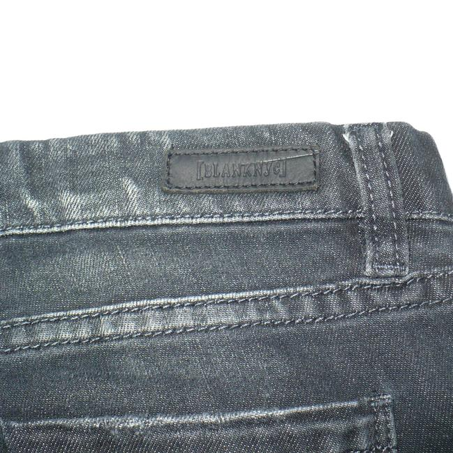 BlankNYC Skinny Jeans-Medium Wash Image 5