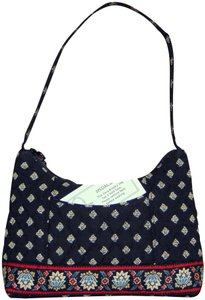 Vera Bradley Quilted Cotton Molly Hobo Bag