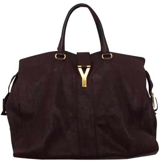 Preload https://img-static.tradesy.com/item/23777338/saint-laurent-y-chyc-ysl-large-cabas-hand-dark-purple-leather-satchel-0-1-540-540.jpg