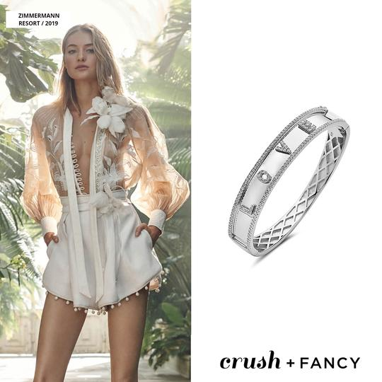 Crush & Fancy Haven-925 Sterling Silver Crystal