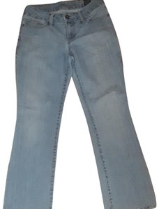 Faded Glory Boot Cut Jeans-Light Wash