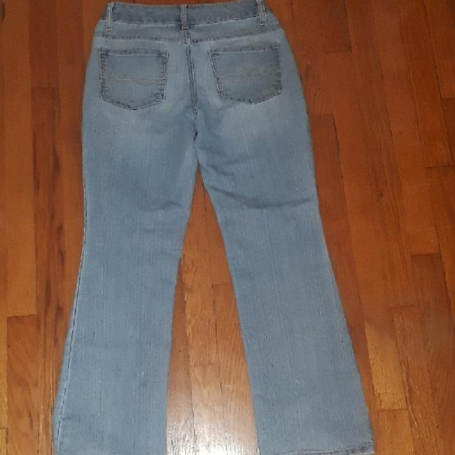 Faded Glory Boot Cut Jeans-Light Wash Image 1