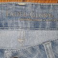 Faded Glory Boot Cut Jeans-Light Wash Image 3