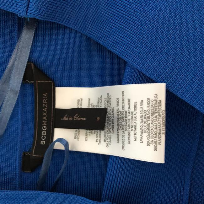 BCBGMAXAZRIA Mini Skirt blue Image 1