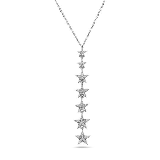 Preload https://img-static.tradesy.com/item/23778000/crush-and-fancy-sybill-925-sterling-silver-vertical-seven-star-crystal-necklace-0-0-540-540.jpg