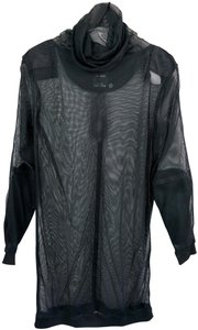 Maharishi Sheer Trendy Ghostface Mesh Dress
