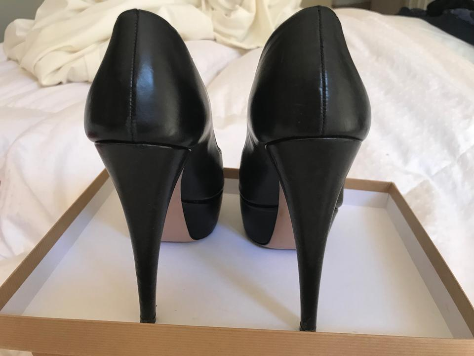 Stiletto Prada Prada Platforms Black Stiletto Platforms Stiletto Prada Platforms Black Black Black Prada OgWdHwqd