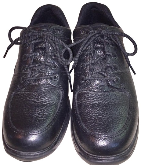 Preload https://img-static.tradesy.com/item/23778493/black-men-s-lace-up-flats-size-us-95-regular-m-b-0-1-540-540.jpg