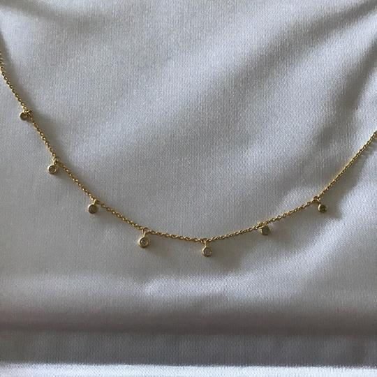 Kay Jewelers Diamond Necklace 3/4 ct tw Gold Image 2