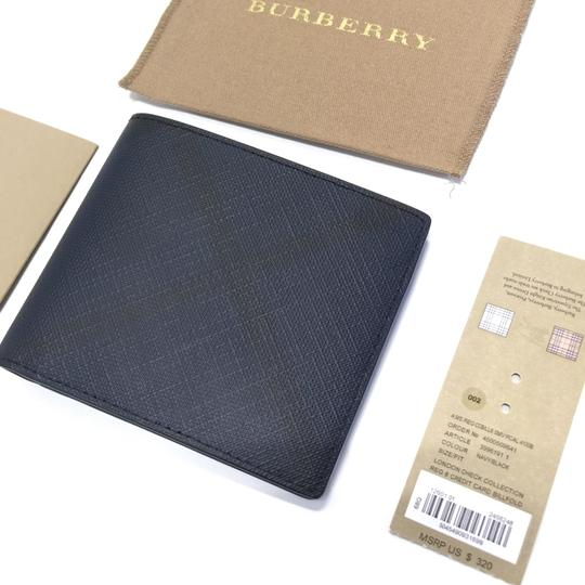 Burberry London London Check International Bifold Wallet Image 4
