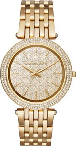 Michael Kors Michael Kors Women's Darci MK3398 Gold Stainless-Steel Quartz Watch