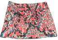 NEW Lilly Pulitzer Mini Skirt White, Black, Pink, Coral & Blue Image 0