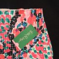 NEW Lilly Pulitzer Mini Skirt White, Black, Pink, Coral & Blue Image 1