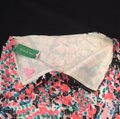 NEW Lilly Pulitzer Mini Skirt White, Black, Pink, Coral & Blue Image 4