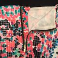 NEW Lilly Pulitzer Mini Skirt White, Black, Pink, Coral & Blue Image 7