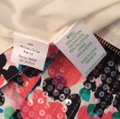 NEW Lilly Pulitzer Mini Skirt White, Black, Pink, Coral & Blue Image 8