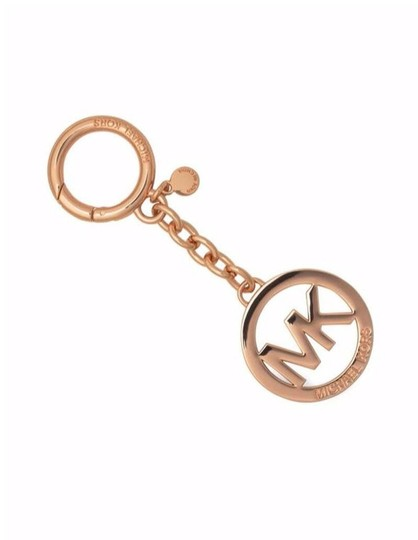 Preload https://img-static.tradesy.com/item/23779049/michael-kors-rose-gold-box-2-boxes-charms-key-fob-key-charm-chain-with-gift-0-0-540-540.jpg