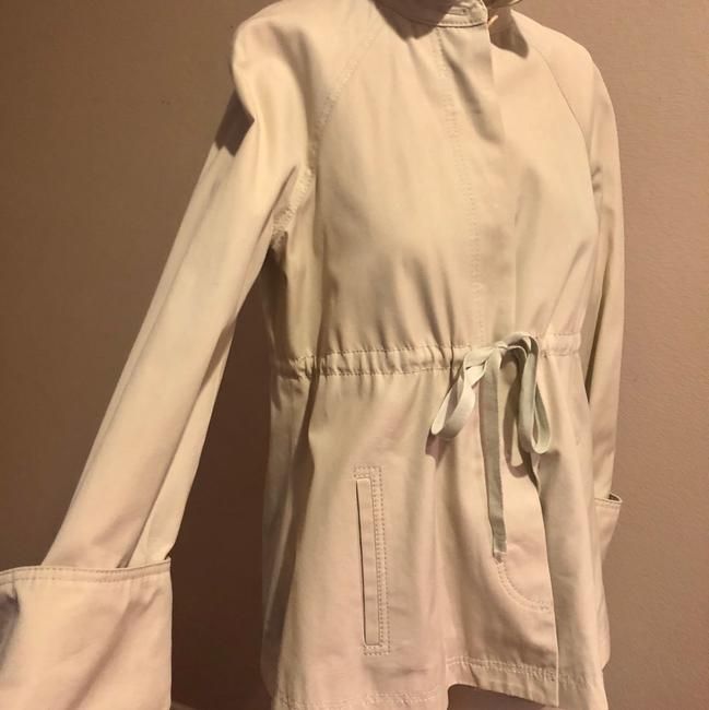 Catherine Malandrino Trench Coat Image 1