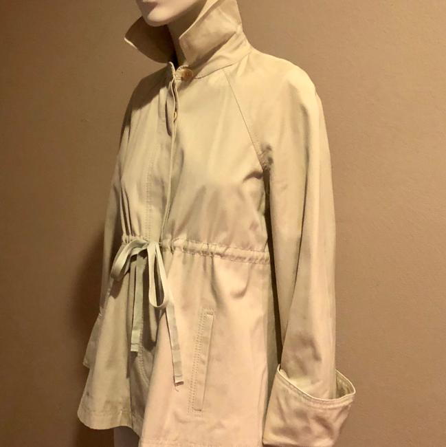 Catherine Malandrino Trench Coat Image 3