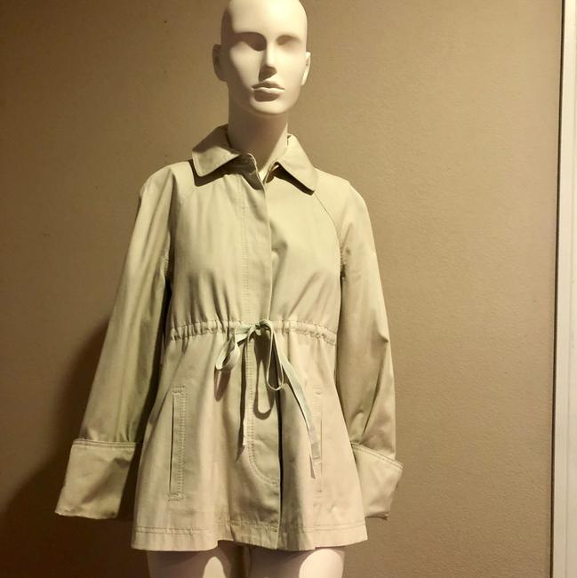 Catherine Malandrino Trench Coat Image 5