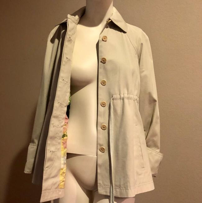 Catherine Malandrino Trench Coat Image 6