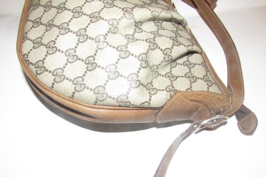 Gucci Ruched And Pleated Large G Logo Excellent Condition Hobo/Cb/Shoulder Early Sukey From Gac Hobo Bag Image 3