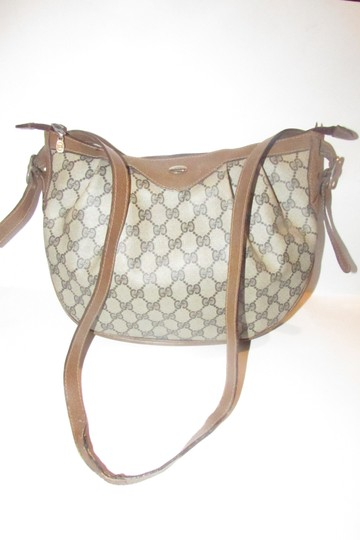 Gucci Ruched And Pleated Large G Logo Excellent Condition Hobo/Cb/Shoulder Early Sukey From Gac Hobo Bag Image 6