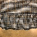 J.Crew Mini Skirt Navy, cream, brown Image 3