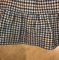 J.Crew Mini Skirt Navy, cream, brown Image 7