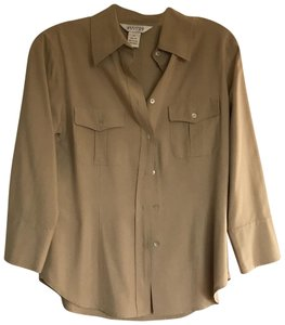 Allison Taylor Top Beige