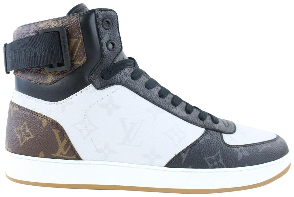 33c767b8dee3 Louis Vuitton Runway Runaway Archlight Uptowns Hi Tops Monogram Athletic  Image 0 ...